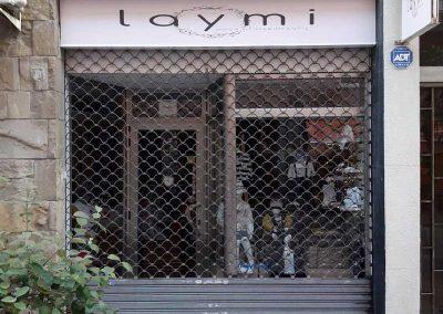 Rótulo Laymi