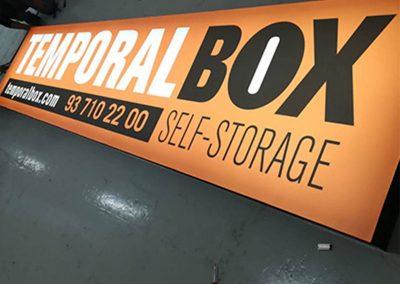 Temporal Box