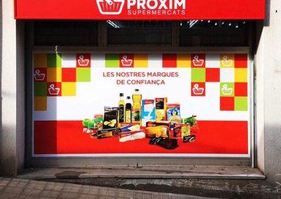 Proxim Supermercats