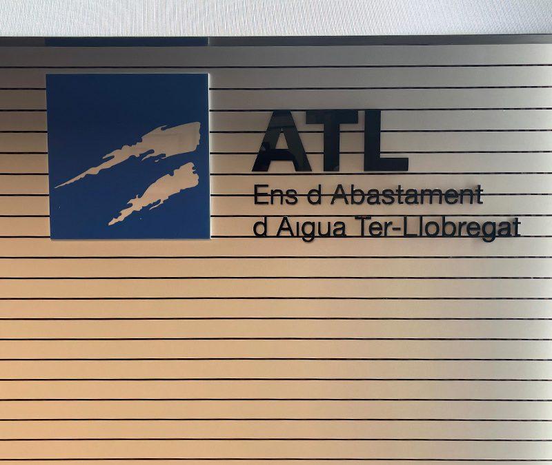 Instalación de líneas vinilo ATL (Sant Joan Despí)