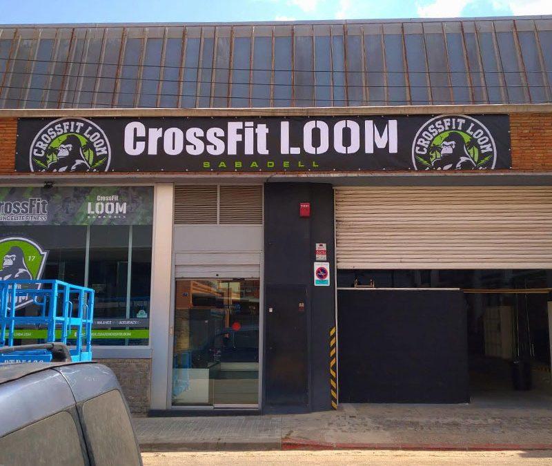 Instalación para Crossfit Loom (Sabadell)